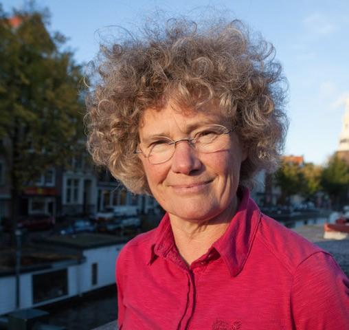Alumnus interview | Gertrud is onmisbaar voor de ouderen van Amsterdam Centrum