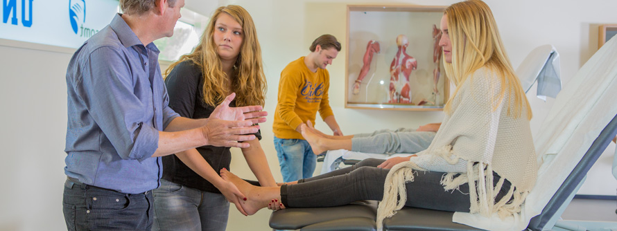 Open dag fysiotherapie 9 juni 2018 (universitaire bachelor)