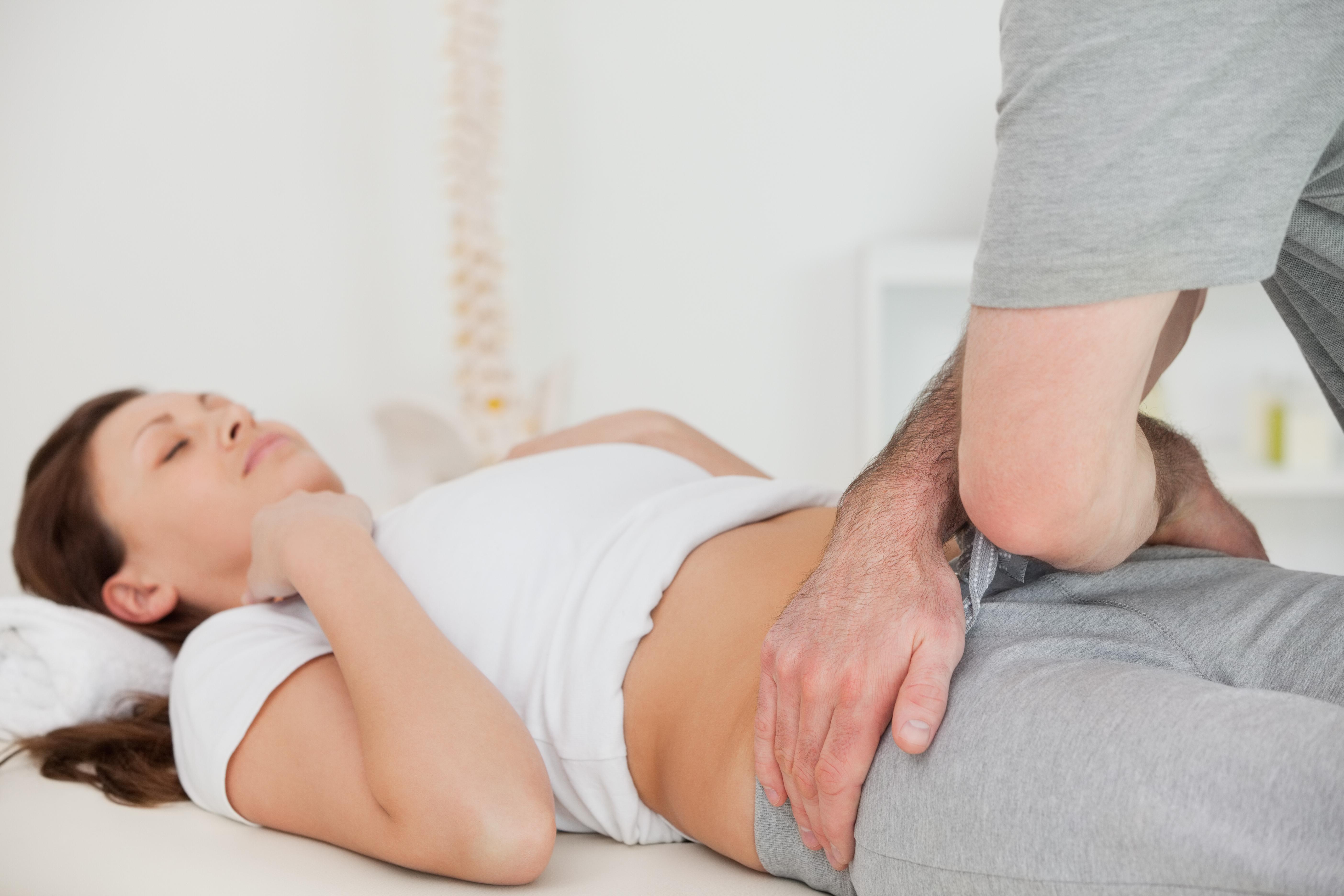 Manuele Therapie in samenwerking met bekkenfysiotherapeut